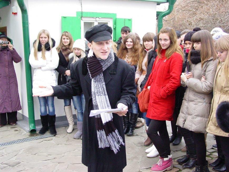 Встреча у чеховского домика в Таганроге -отметили День рождения писателя и юбилей установки памятной доски, фото-2