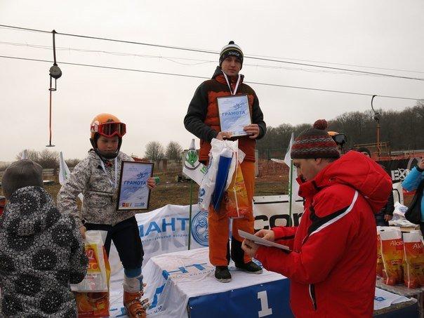 Мариупольские лыжники «Alaska-ski school» привезли медали c чемпионата в Харькове (ФОТО), фото-6