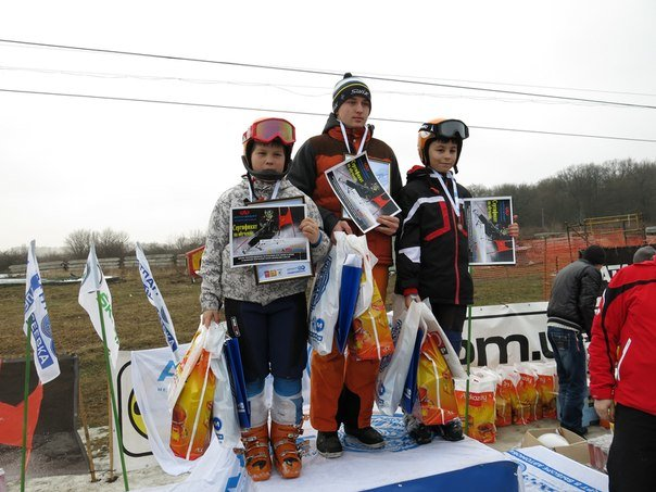 Мариупольские лыжники «Alaska-ski school» привезли медали c чемпионата в Харькове (ФОТО), фото-8