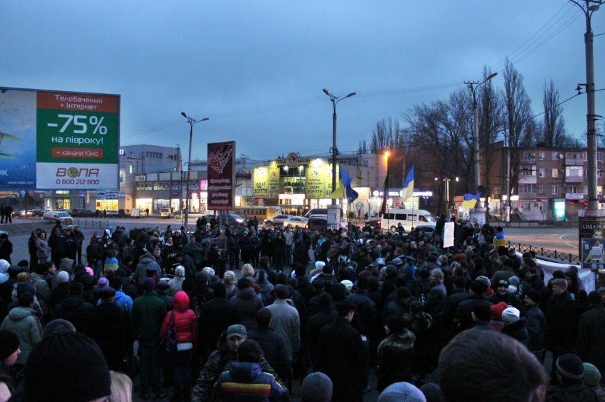 Активисты Кривого Рога объявили бессрочную акцию протеста, фото-6