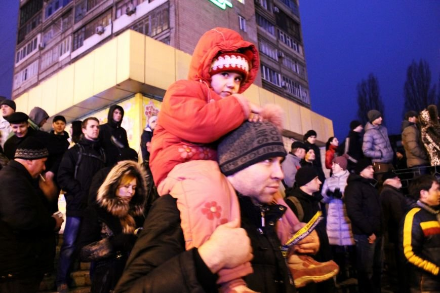 Активисты Кривого Рога объявили бессрочную акцию протеста, фото-9
