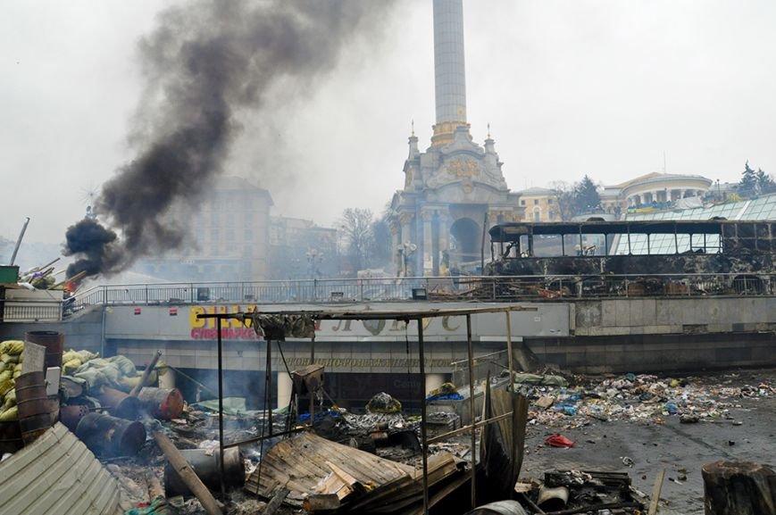 После штурма...Эксклюзивный фоторепортаж из Киева, фото-1