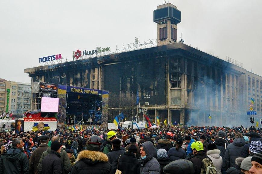 После штурма...Эксклюзивный фоторепортаж из Киева, фото-8