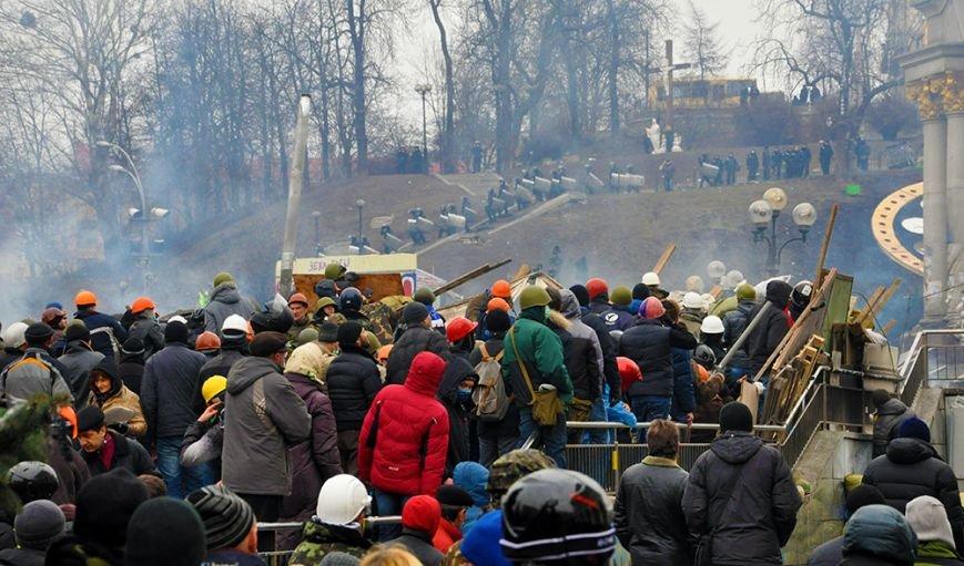 После штурма...Эксклюзивный фоторепортаж из Киева, фото-4