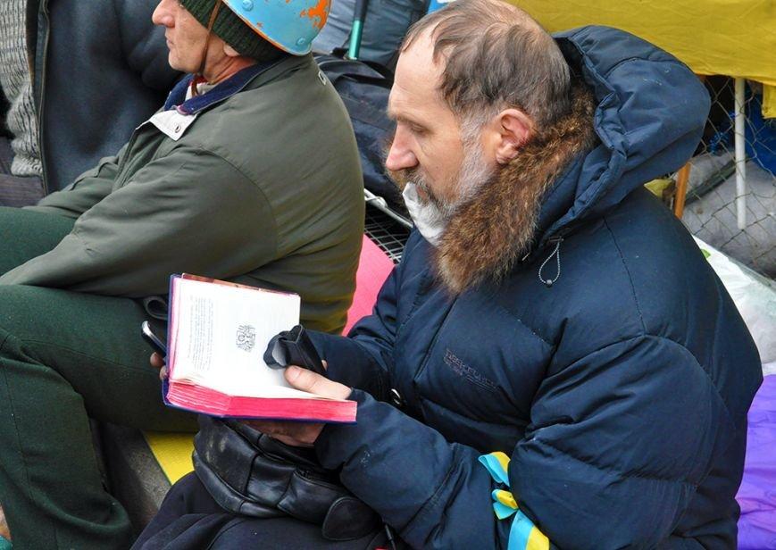 После штурма...Эксклюзивный фоторепортаж из Киева, фото-5