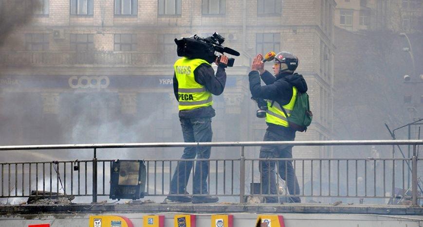 После штурма...Эксклюзивный фоторепортаж из Киева, фото-2