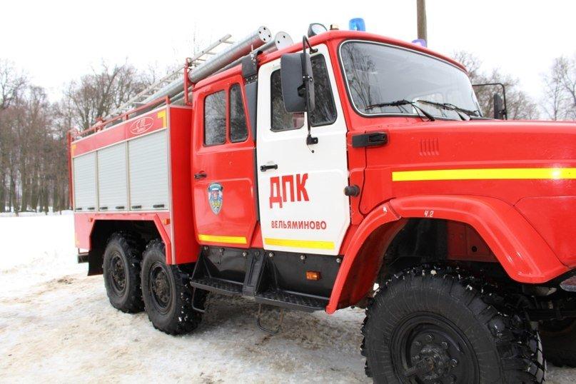 Учебная пожарная тревога прошла в Повадинской школе Домодедово, фото-2