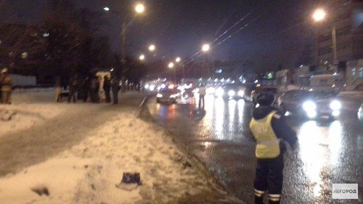 В Чебоксарах из-за подозрительного предмета перекрыли Эгерский бульвар (ФОТО), фото-1