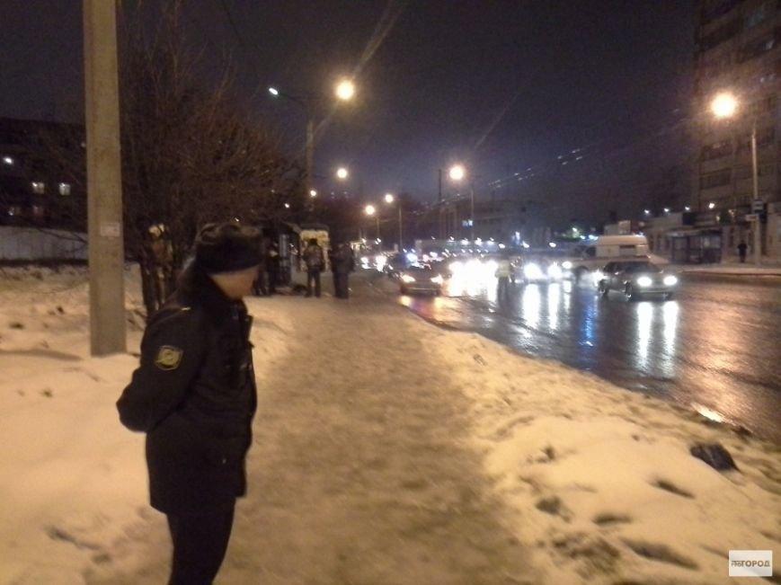 В Чебоксарах из-за подозрительного предмета перекрыли Эгерский бульвар (ФОТО), фото-3