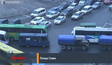 Верховная Рада сегодня не заработает: из здания срочно эвакуируют работников, «Беркут» и титушек (ФОТО), фото-3