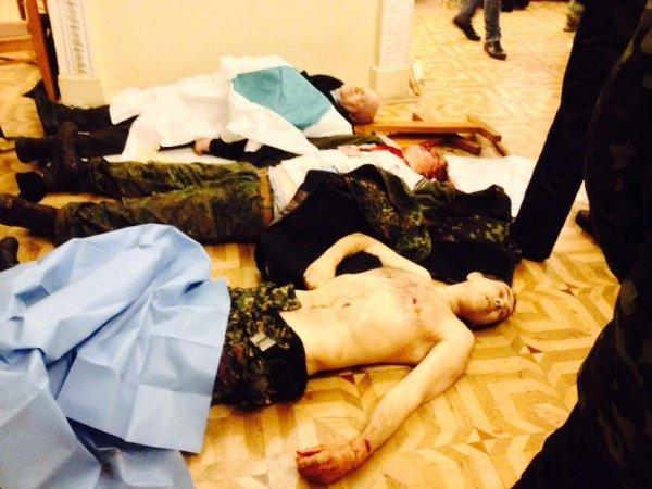 Сегодня Украина скорбит по жертвам силового противостояния (список и фото погибших по состоянию на утро), фото-8