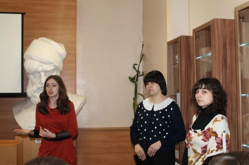 В Артемовском музее открыли лекционный зал, фото-4