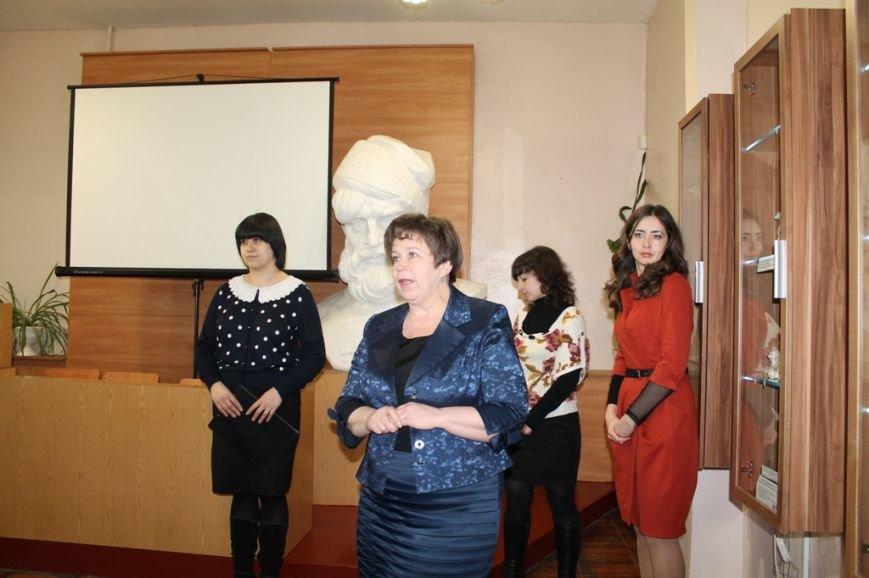 В Артемовском музее открыли лекционный зал, фото-3