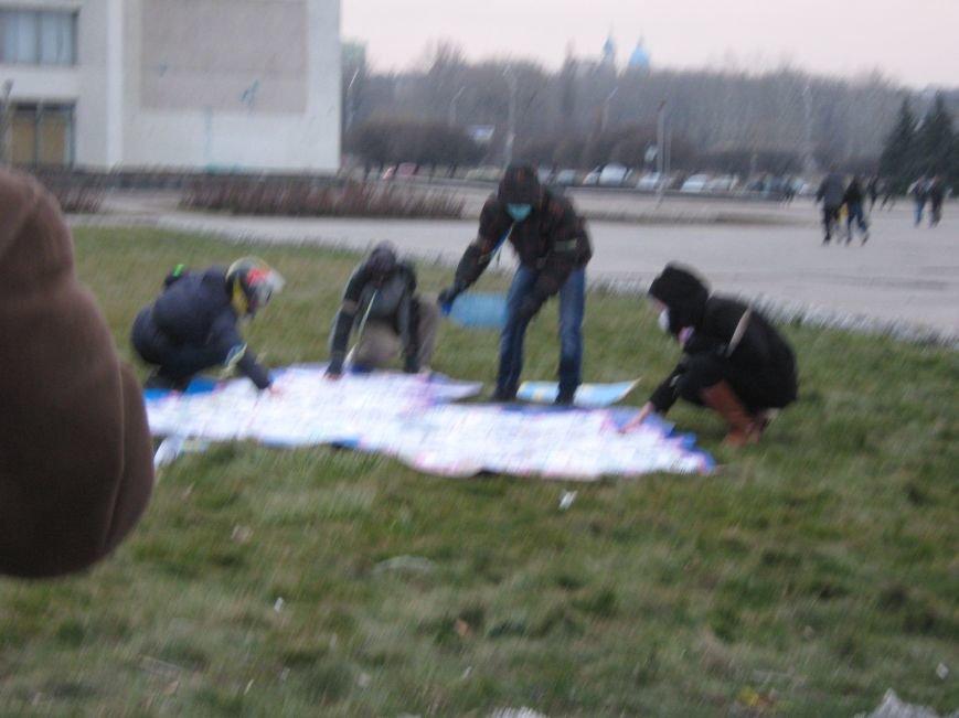 Нападение на офис КПУ в Сумах (ФОТО), фото-6