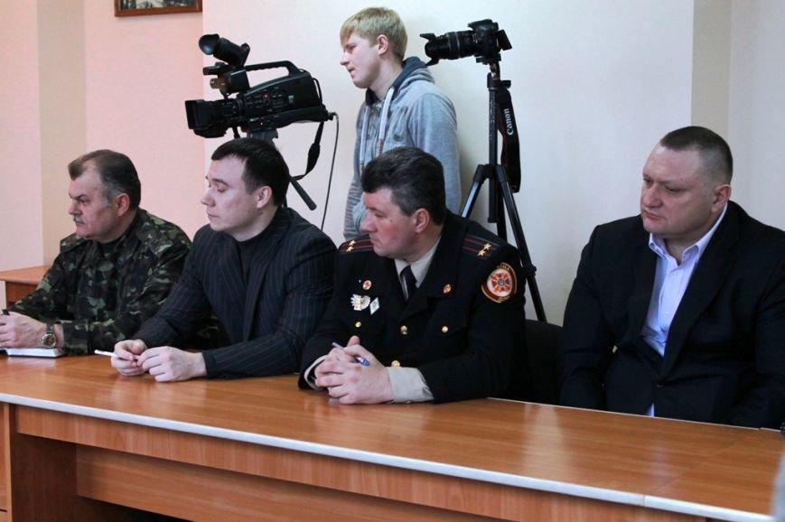Официальное заявление: в связи с последними событиями в столице жителей Артемовска просят соблюдать спокойствие (ВИДЕО), фото-2