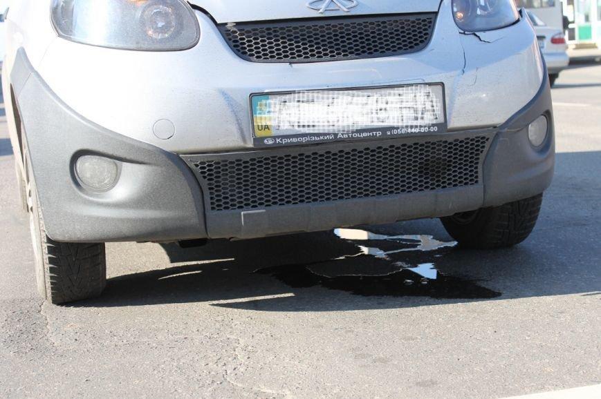 В Кривом Роге произошли два «двойных» ДТП на одном перекрёстке (ФОТО), фото-5