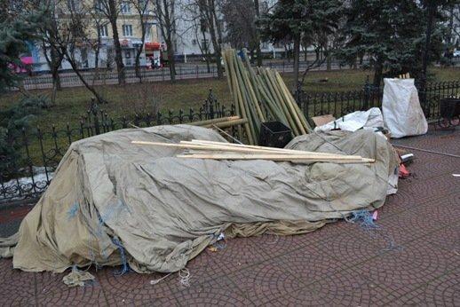 дрова антимайдан