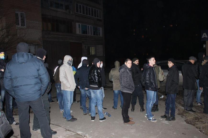 Майдан в Кривом Роге почтил память погибших и высказал недоверие депутатам горсовета, фото-10