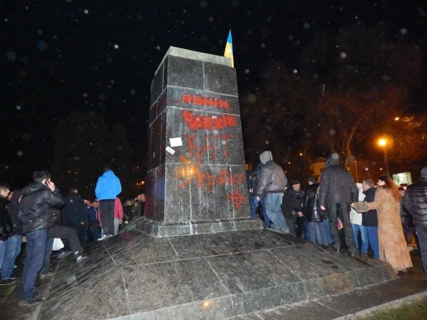 Чому скинули Леніна? (Фото, Відео), фото-2