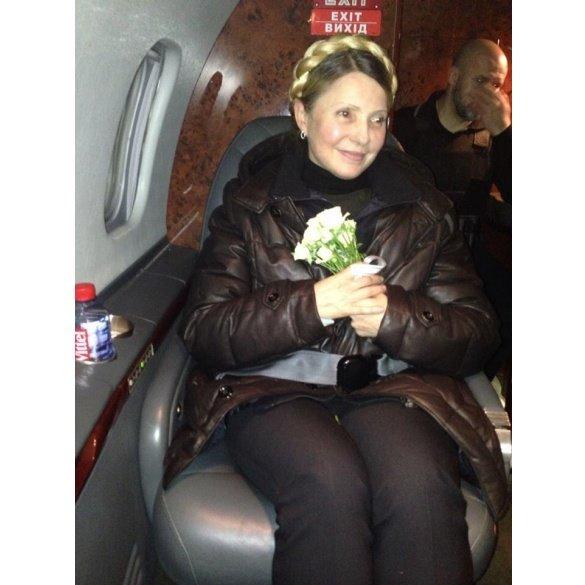 Тимошенко вышла на свободу. Она выступила на Майдане (Обновлено, ФОТО, ВИДЕО), фото-1