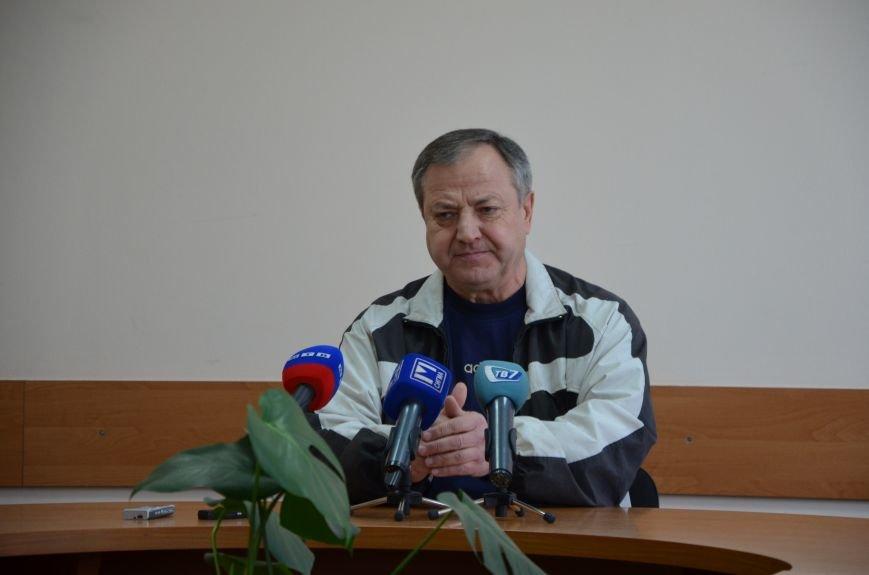 Мэр Мариуполя Юрий Хотлубей выступил с заявлением, фото-2