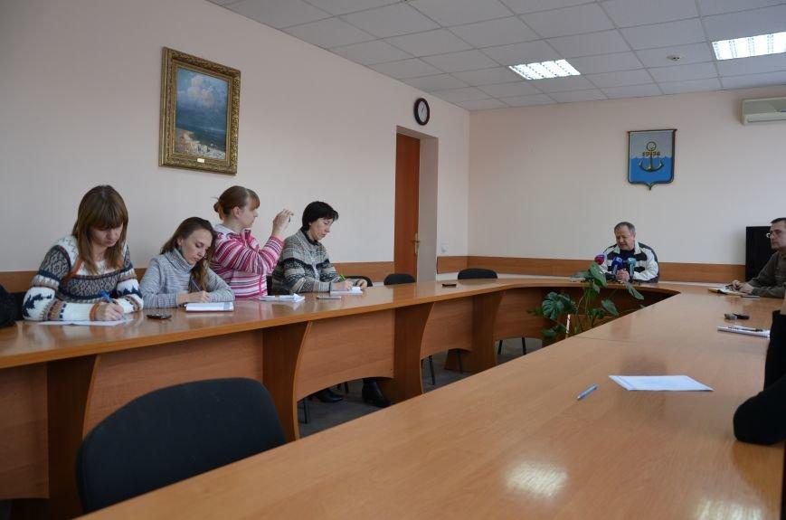 Мэр Мариуполя Юрий Хотлубей выступил с заявлением, фото-1