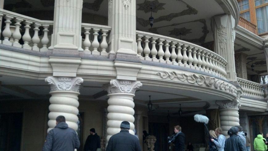 Сумчанка побывала в резиденции Януковича в Межигорье (ФОТООТЧЕТ), фото-1