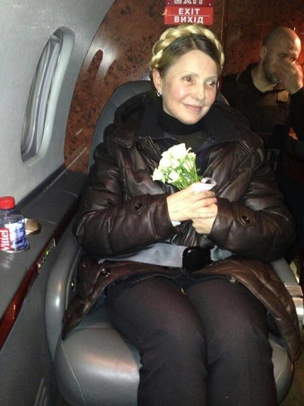 Тимошенко хочет бороться за президентское кресло (ФОТО), фото-1