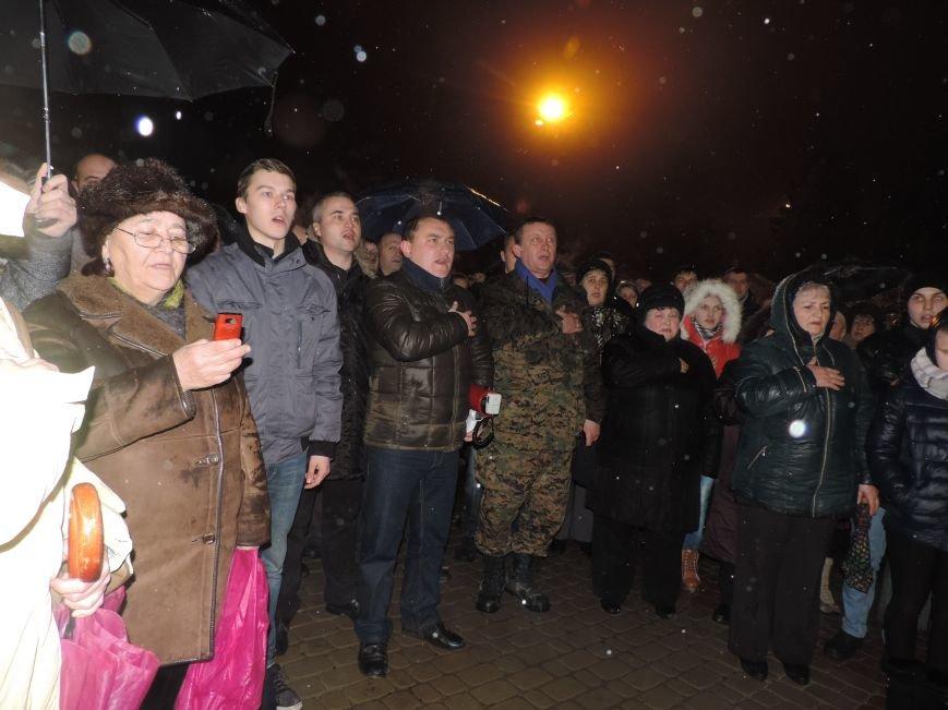Тернополяни вшанували полеглих у столиці Героїв (фото), фото-1