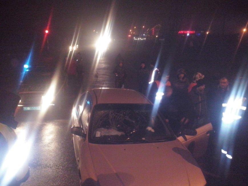 Неподалік Тернополя п'яні чоловіки скоїли ДТП  – Самооборона допомогла постраждалим (фото), фото-3