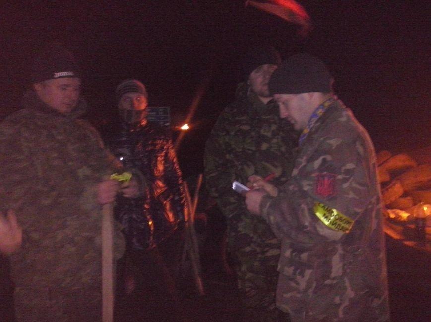 Неподалік Тернополя п'яні чоловіки скоїли ДТП  – Самооборона допомогла постраждалим (фото), фото-1