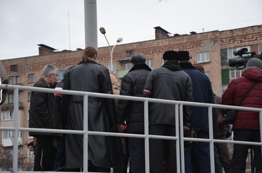 В Мариуполе Антимайдан пришел к Ленину поговорить со сторонниками Майдана (Дополнено ФОТО), фото-120