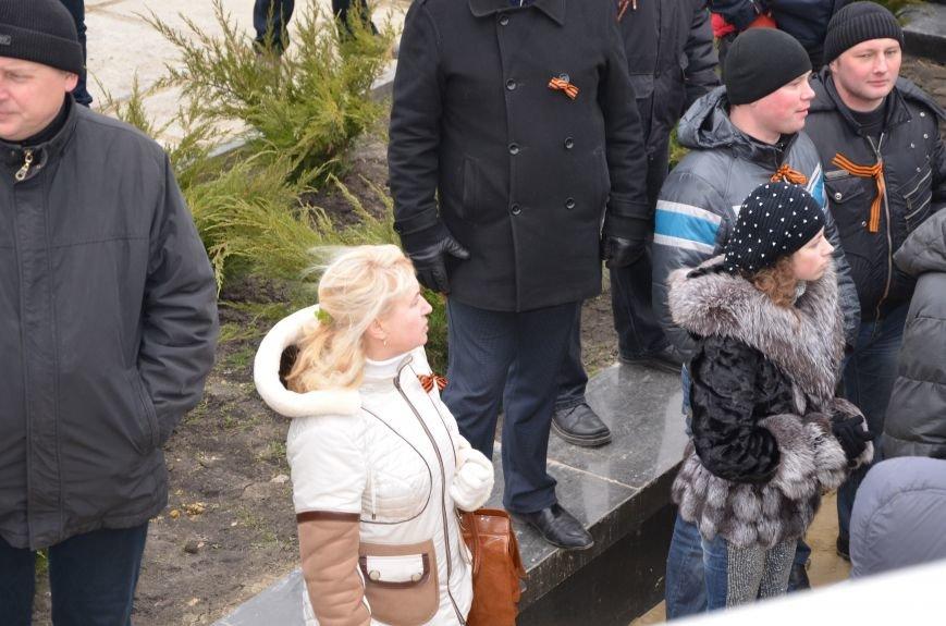 В Мариуполе Антимайдан пришел к Ленину поговорить со сторонниками Майдана (Дополнено ФОТО), фото-98