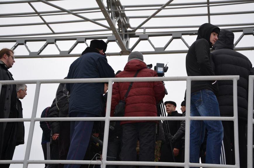 В Мариуполе Антимайдан пришел к Ленину поговорить со сторонниками Майдана (Дополнено ФОТО), фото-118
