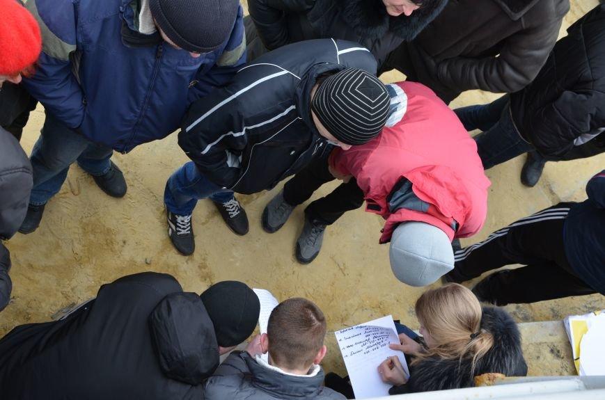 В Мариуполе Антимайдан пришел к Ленину поговорить со сторонниками Майдана (Дополнено ФОТО), фото-114