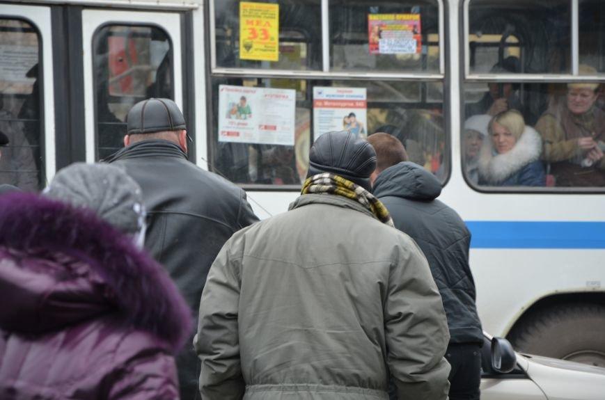 В Мариуполе Антимайдан пришел к Ленину поговорить со сторонниками Майдана (Дополнено ФОТО), фото-128