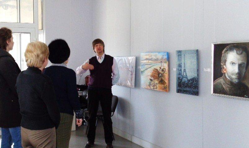 В Мариуполе отпечатались «Следы» художников со всей Украины и Нью-Йорка (ФОТО), фото-4