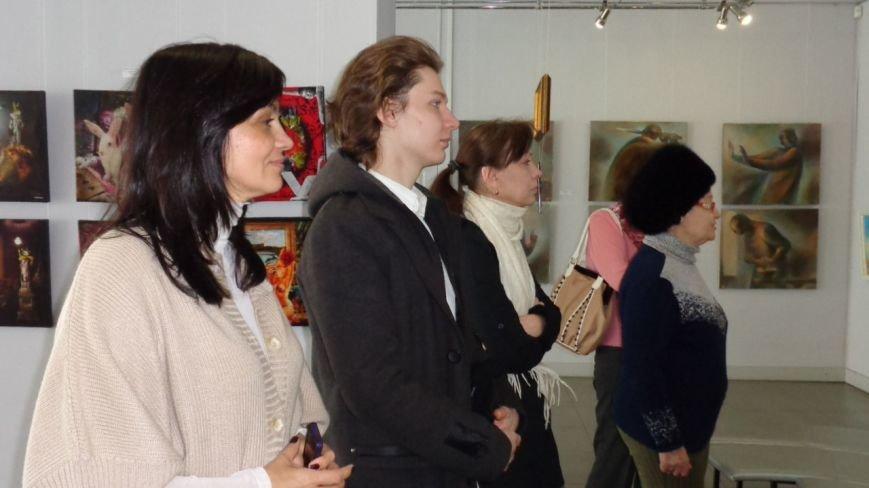 В Мариуполе отпечатались «Следы» художников со всей Украины и Нью-Йорка (ФОТО), фото-5