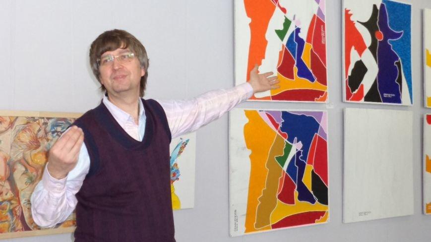 В Мариуполе отпечатались «Следы» художников со всей Украины и Нью-Йорка (ФОТО), фото-2