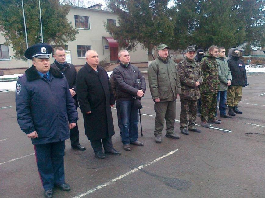 Тернопільські військові запевняють, що не брали участі в бойових діях (фото), фото-3