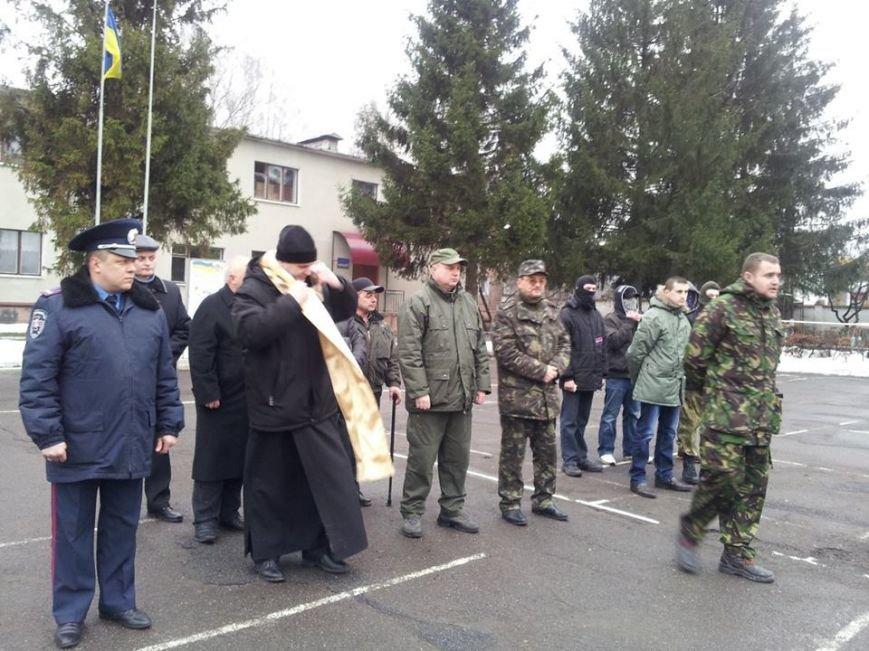 Тернопільські військові запевняють, що не брали участі в бойових діях (фото), фото-4