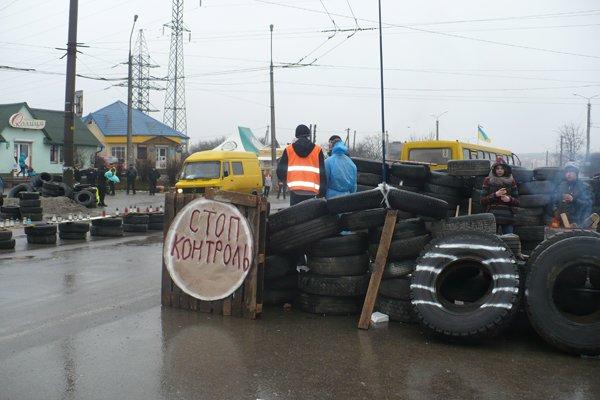 Що відбувається на блок-постах у Тернополі? (фото), фото-5