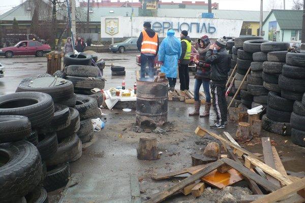 Що відбувається на блок-постах у Тернополі? (фото), фото-4