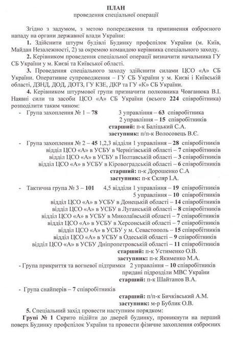 Обнародованы организаторы и причастные к убийствам людей на Майдане: планы и фамилии, фото-7