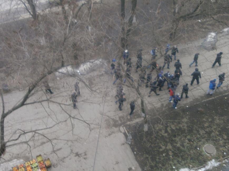 В Мариуполе избитый активист Евромайдана написал заявление в милицию (ФОТО+ВИДЕО) (фото) - фото 1