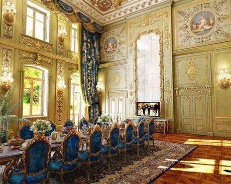 Появились фото роскошного дворца совладельца «Азовмаша» Юрия Иванющенко, фото-3