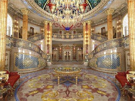 Появились фото роскошного дворца совладельца «Азовмаша» Юрия Иванющенко, фото-2
