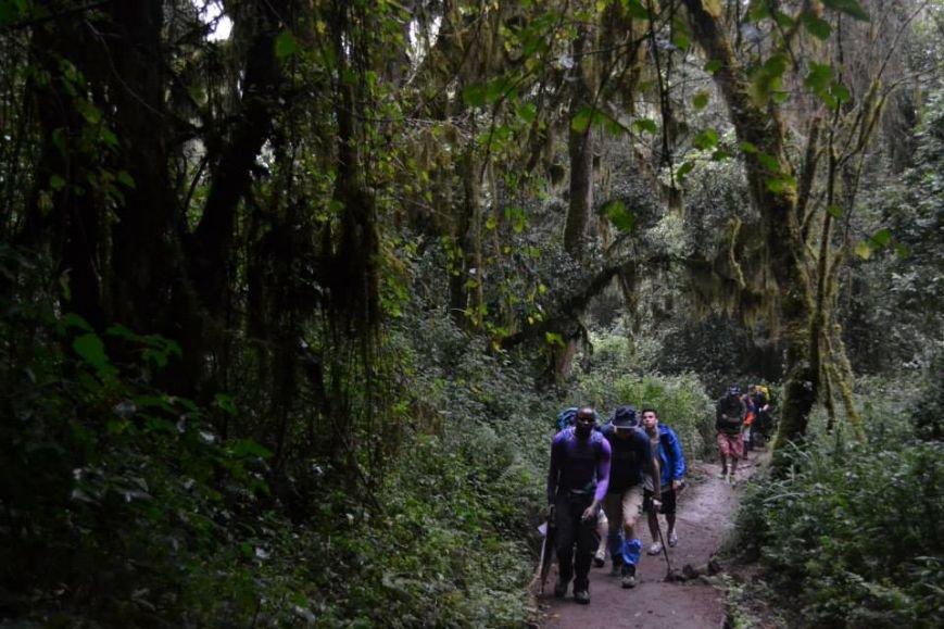 Мариупольцы покорили Килиманджаро (ФОТО), фото-5