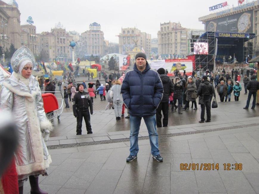 Сумские беркутовцы гуляли по Майдану в штатском и фотографировались (ФОТО), фото-2