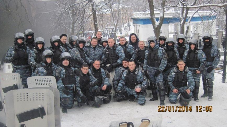 Сумские беркутовцы гуляли по Майдану в штатском и фотографировались (ФОТО), фото-9